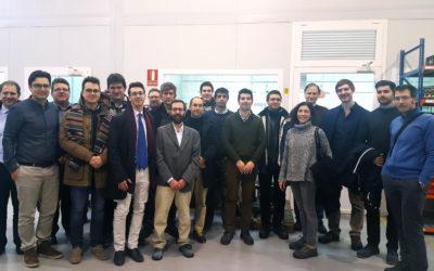 COROMA project partners meeting at ACITURRI