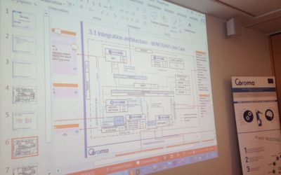 COROMA modules integration Workshop at AMRC