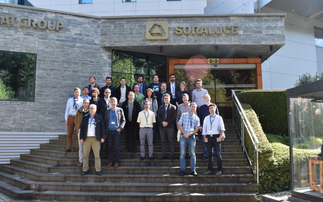 COROMA consortium met in SORALUCE