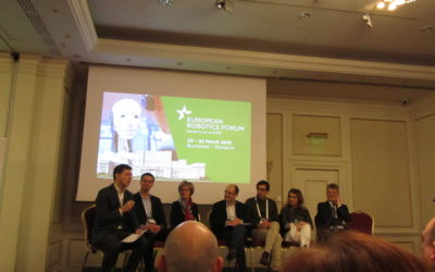 COROMA developments will be disseminated at the European Robotics Forum 2019